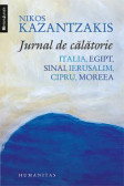 Jurnal de calatorie