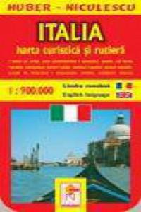Harta Italia Niculescu H Carte