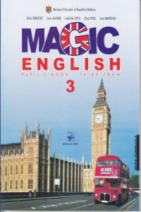 Magic English cl 3   Pupil's Book  ed  2016